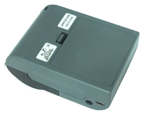 EETprint MTP-II - Bluetooth, USB přenosná termotiskárna EET účtenek
