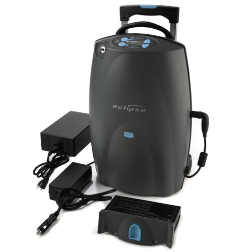 Kyslíkový koncentrátor CAIRE ECLIPSE 5, 93 %